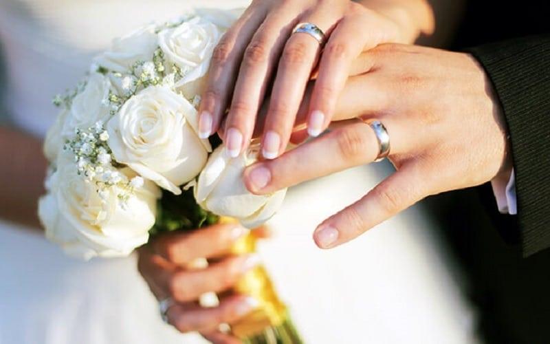 حلقه ازدواج - تاریخچه