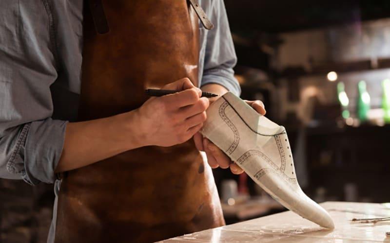 کفش ایرانی وین