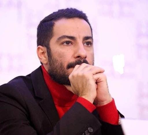 10 مرد جذاب سینمای ایران- نوید محمدزاده